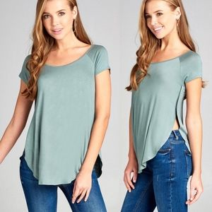 The PURRFECT Tee - MINT